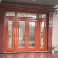 南京防盗门窗-罗普斯金防盗门-防盗艺术门-22