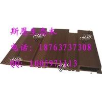 临沂专业生产195*15mm木塑生态木吸音板