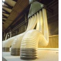 PU钢丝伸缩管,耐磨吸尘管,耐磨伸缩管,透明钢丝软管