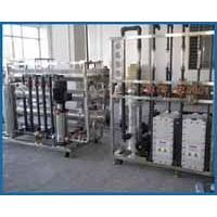 25T单级纯净水设备