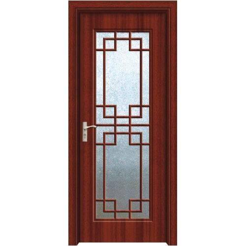 家益实木贴面板木门