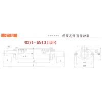 厂家供应HT2-160型弹簧缓冲器  飞马起重机械公司
