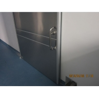 成都医院手术室门,医用门,医院门,不锈钢门板