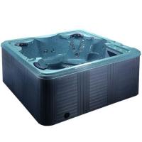 厂家直供  户外多人SPA水疗浴缸 私人尊享,多人泡池