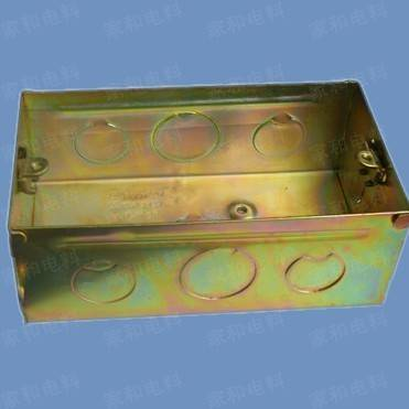 3c认证金属146接线盒,管件