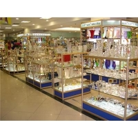 铝合金展示架 玻璃展柜 展示柜