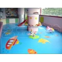供应湖北沙市幼儿园彩绘地垫 幼儿园卡通地垫