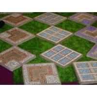 琉璃石景观地砖,琉璃石园林地砖