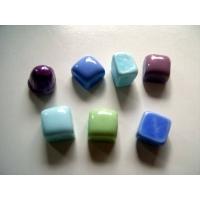 琉璃小件,异形块--仿玉石头(方形)