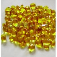 多彩琉璃石/水晶石 -- 金黄色