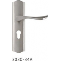 门锁 实木门锁 室内门锁 铝合金执手锁 执手门锁3030-3