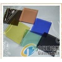 供应布纹绒面超白玻璃