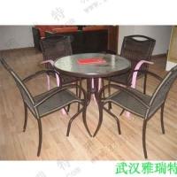 铝合金桌椅 郑州藤编桌椅 长沙实木桌椅 合肥户外家具