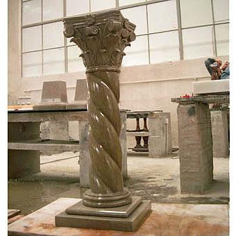 石雕欧式建筑外墙艺术装饰88罗马柱; 圆柱;; 供应 圆柱4