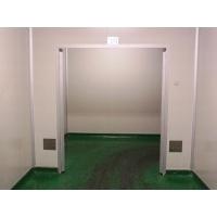 洁净室通道自动门,洁净车闸浩净通道门,平开电控掩门