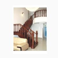 四川和盛竹业-楼梯
