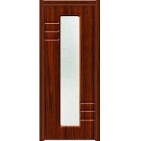 实木室内玻璃门