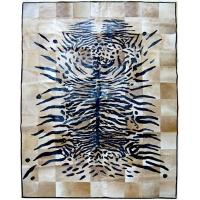 潘帕斯牛皮地毯