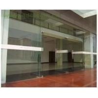 维修广州感应玻璃门,广州维修电子玻璃门