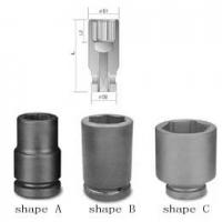 脉斯特原装标准气动套筒1″方头气动工具