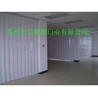 吴江PVC折叠门
