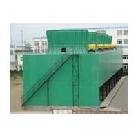 厂家专业生产工业方形逆流冷却塔、玻璃钢冷却塔批发