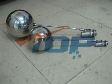 不锈钢螺纹浮球阀 不锈钢外螺纹浮球阀图片