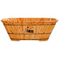 嘉熙木桶实木浴缸