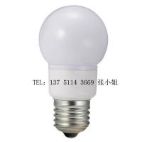 0.8WLED灯泡 LED灯泡 LED球泡灯 LED室内照明