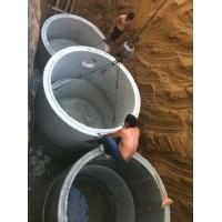 供应河南安阳混凝土化粪池,净化效果好坚固耐用