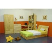 莱特风松木实木家具