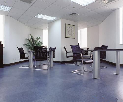 办公室pvc地板图片