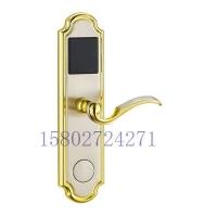 潜江感应锁 IC卡锁 刷卡锁 电子门牌号门显 开关