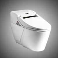智能连体座便器 智能洁身器智能马桶卫浴洁具