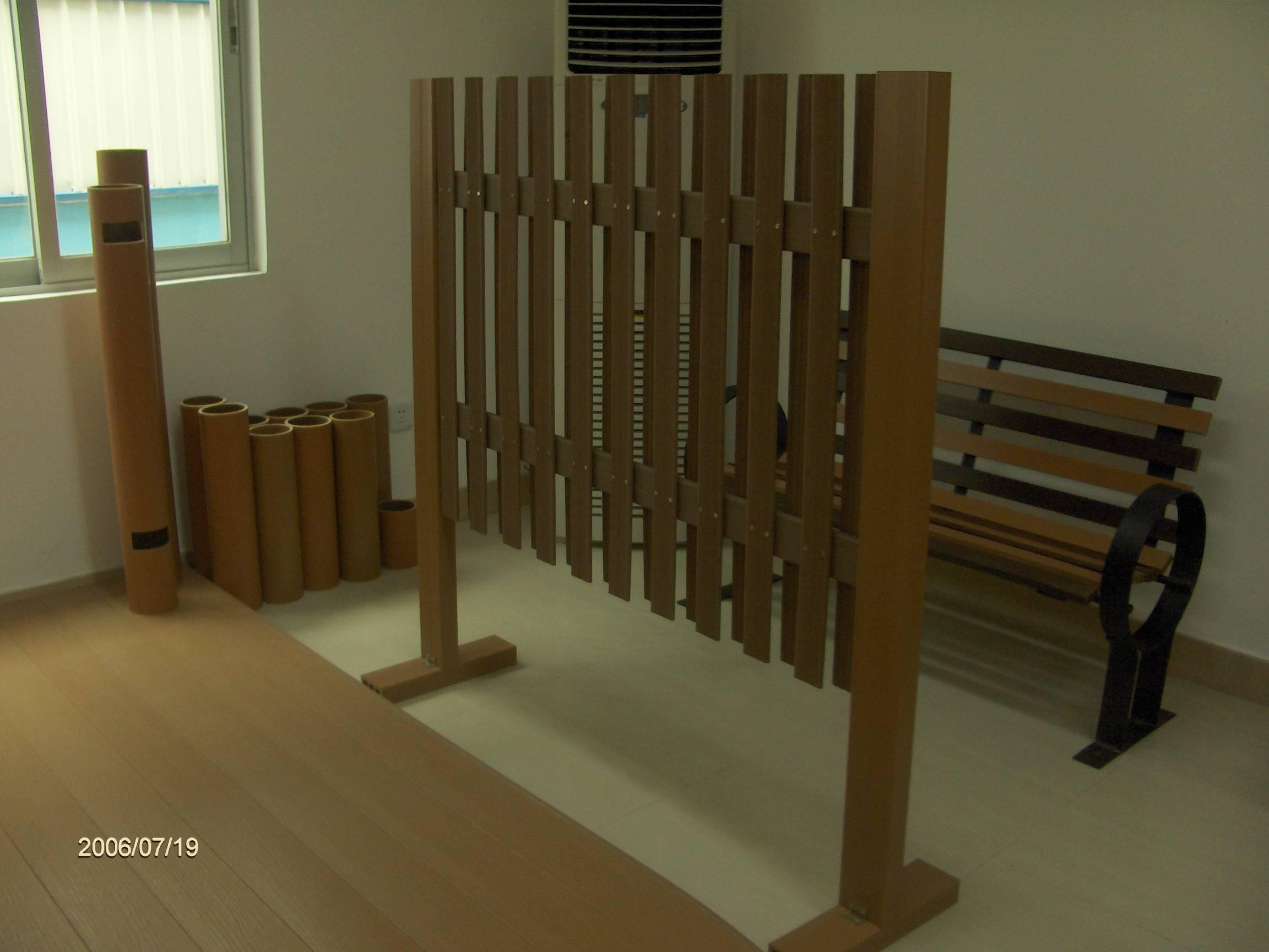 防腐木及木塑 - 伊珞维节能环保材料