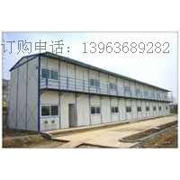 双层尖顶活动板房,彩钢房,彩钢板房,活动板房