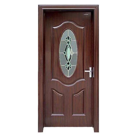 欧式椭圆玻门套装门|陕西西安星星套装门