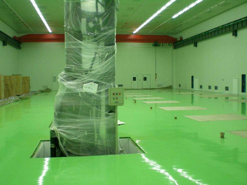 环氧防静电地坪材料