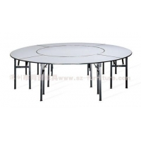 PVC折叠餐桌,可折叠餐桌,可折叠式餐桌