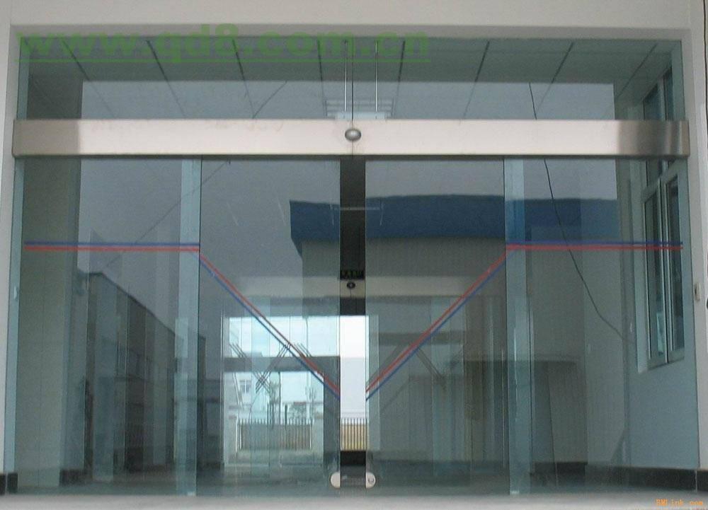 自动感应玻璃门价格_北京电动玻璃门维修自动玻璃门感应器 - 龙飞翔 - 九正建材网