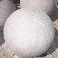 山东石材-圆球