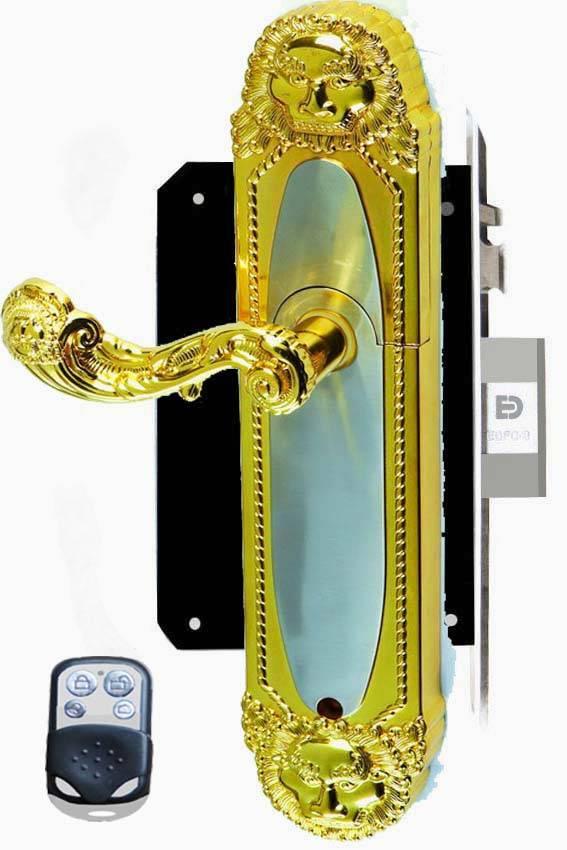 电子锁,遥控锁,防盗门锁