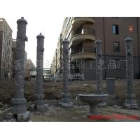 供应龙柱、华表、青石龙柱、青石华表、五龙喷泉