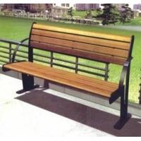 木塑户外休闲椅