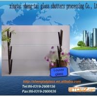 出售建筑材料,新式玻璃百叶窗,玻璃百叶,门窗玻璃