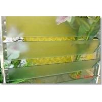 供应建筑建材装饰玻璃百叶窗,百叶窗支架,玻璃百叶窗配件