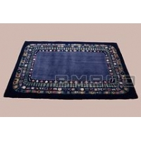 手工编织纯羊毛地毯