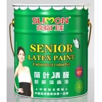 中国十大品牌油漆涂料 喜临门荷叶低碳防辐射墙面漆