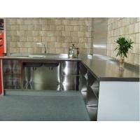 南京厨房设备-宏仕达厨房设备-不锈钢柜体