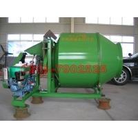 JZR170型搅拌机野外作业混凝土搅拌机
